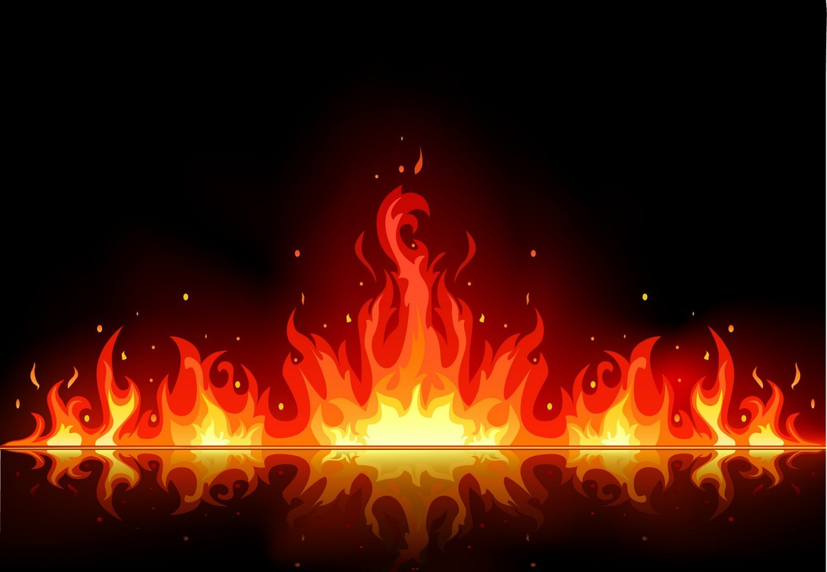 Flame, Fire 05