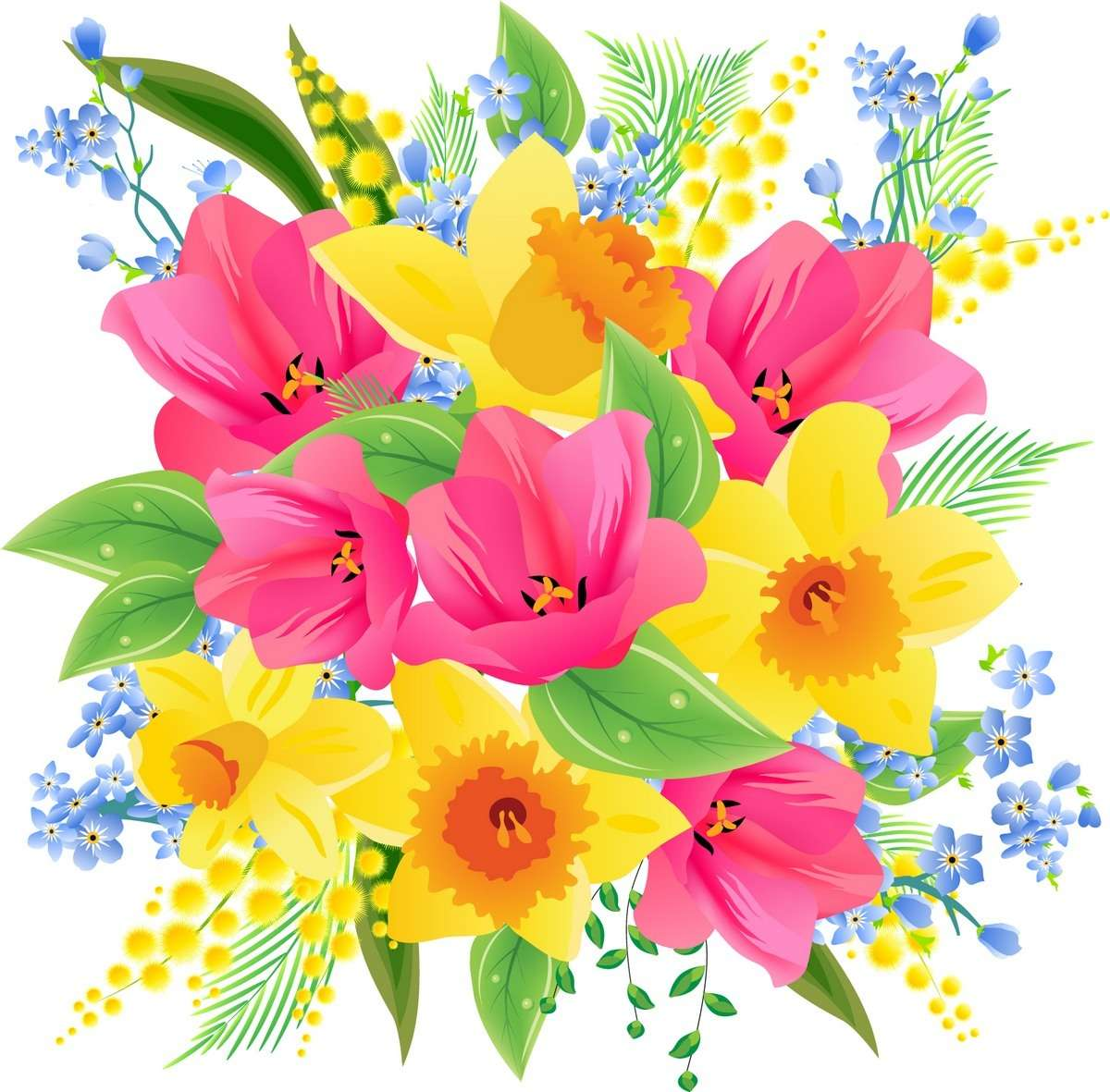 Flower 01 png