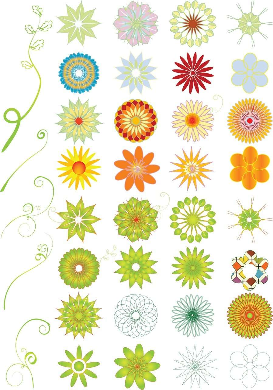 Flower 08 png