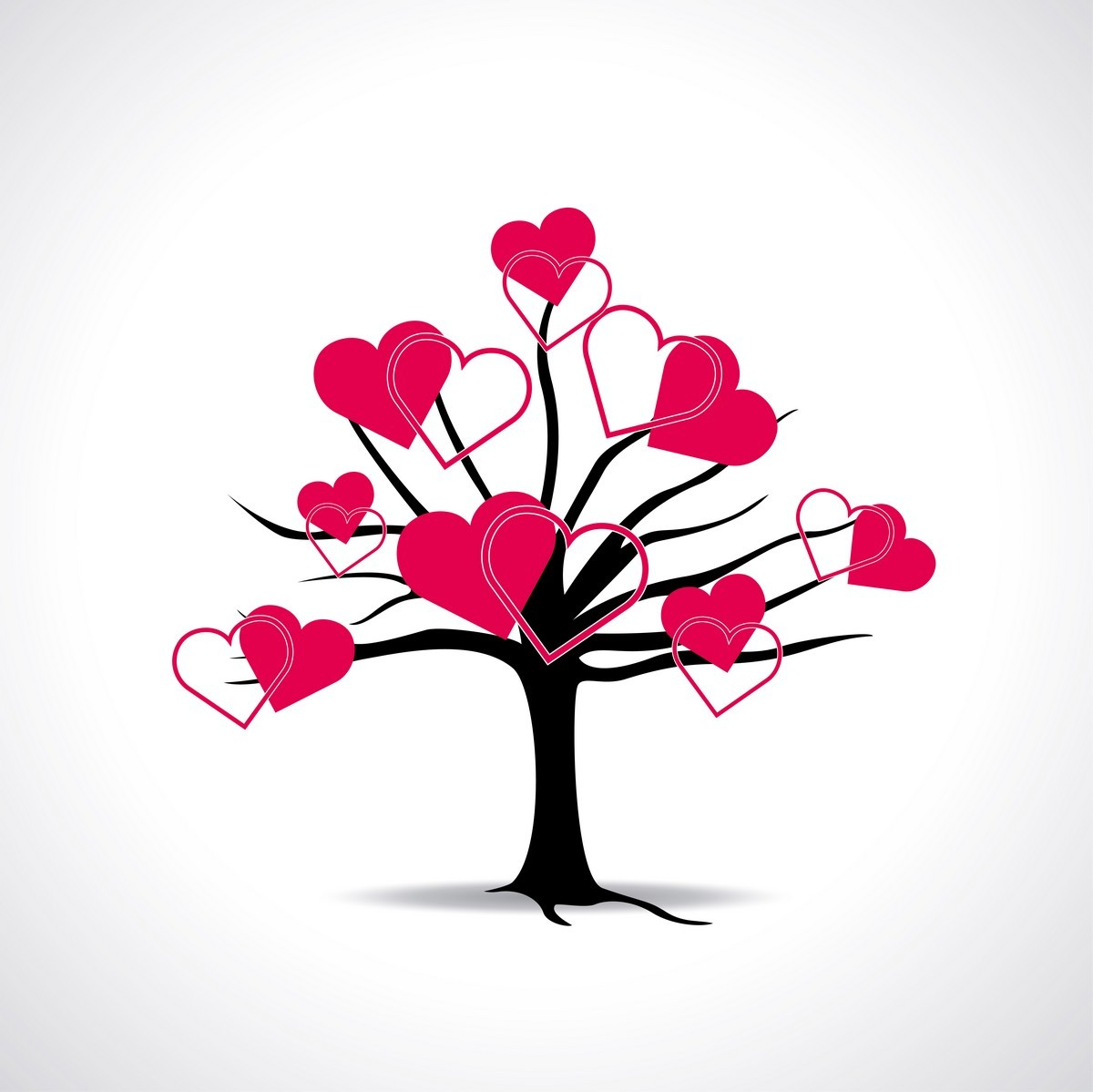 Heart Tree png