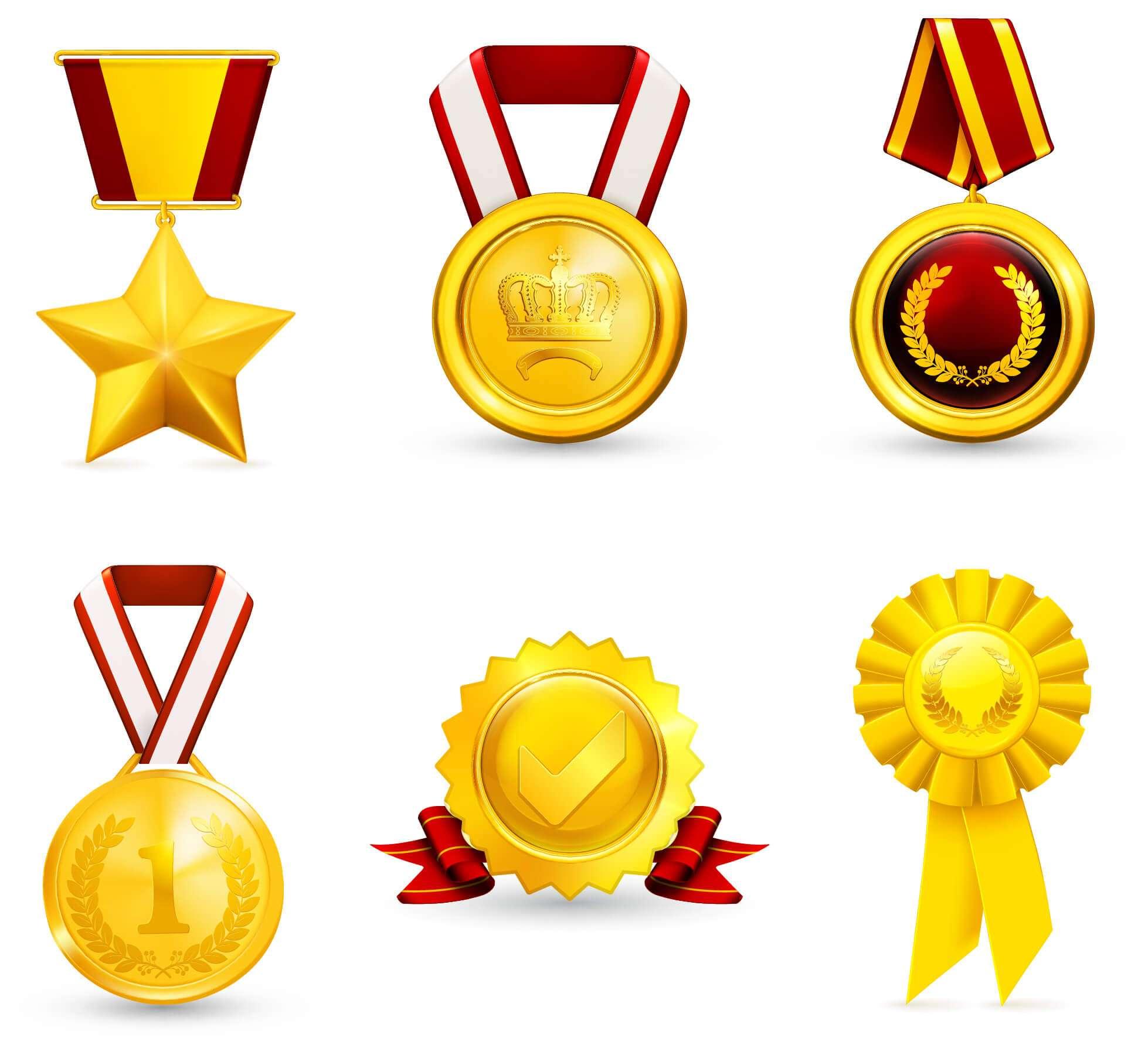 Medals png