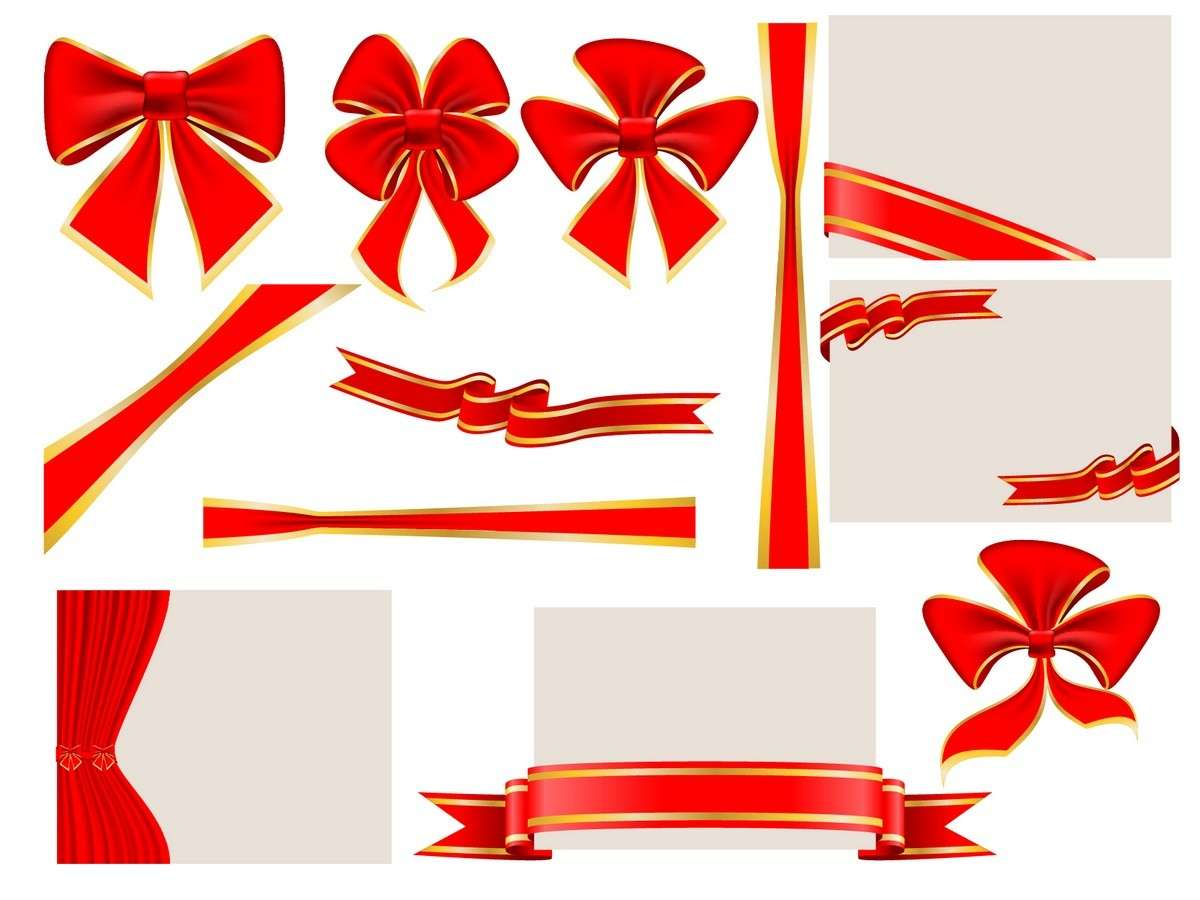 Ribbon, Banner, Label png