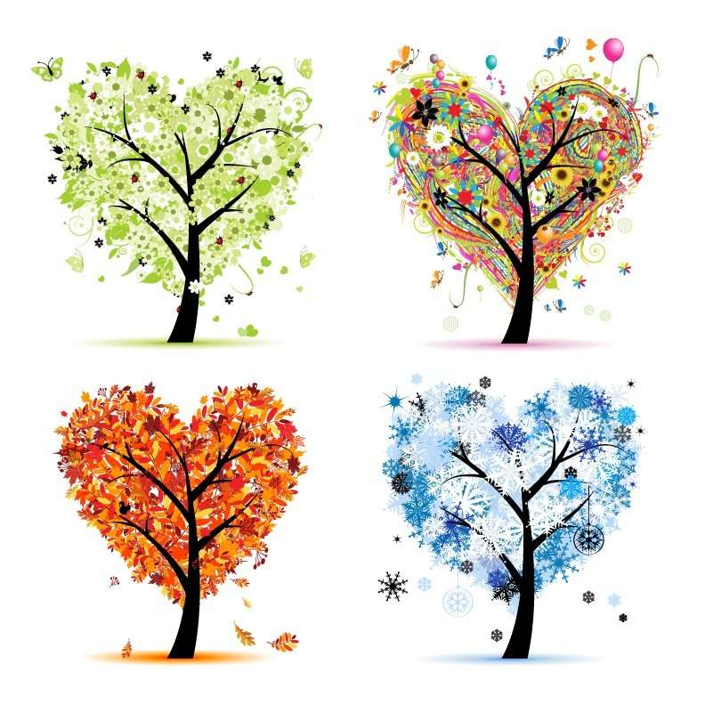 Heart Tree 02 png