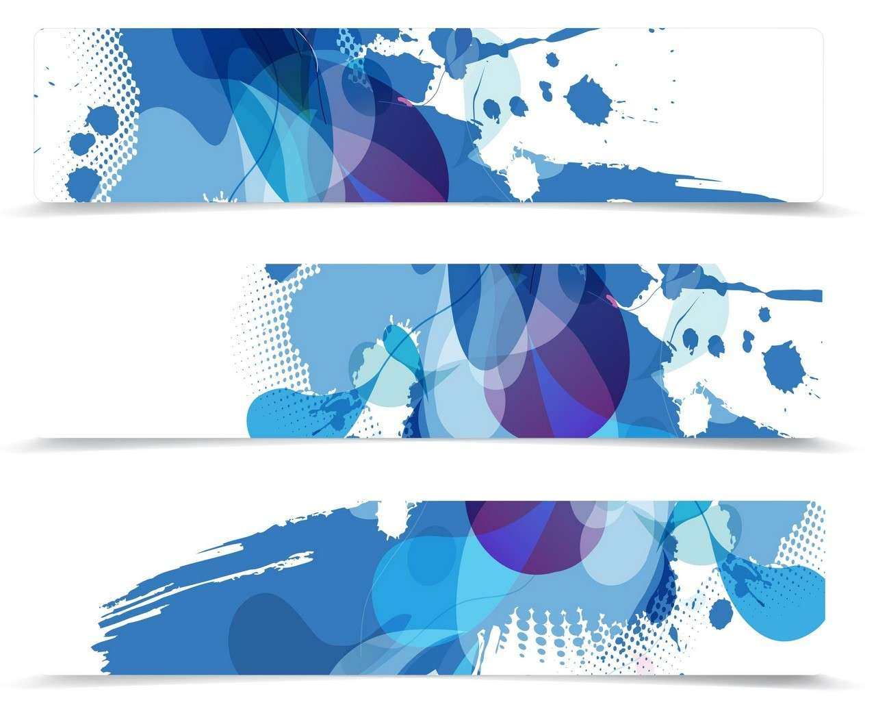 Banner 15 [blue pattern] png