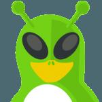 Alien Tux