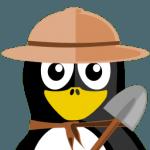 Archaeologist Tux