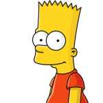 Bart Simpson 01