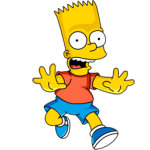 Bart Simpson 03 Scare