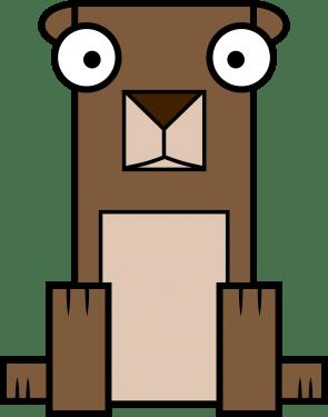 Bear 295x375 vector