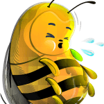 Bee__0000_Coughing