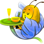 Bee__0016_Lunch