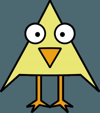 Chicken 331x375 vector
