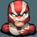 Comics Hero Striped
