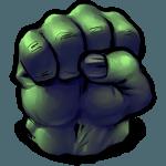 Comics Hulk Fist
