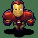 Comics Ironman Flying
