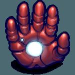 Comics Ironman Hand