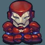 Comics Ironman Patriot