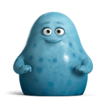 Cute-Blue-Monsters-University-Icon