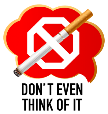 Don't-even-think-of-it-smoking-icon