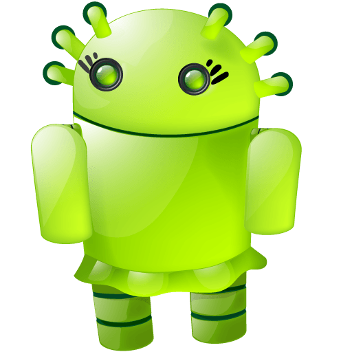 Android Robot Icon Set [PNG   512x512] png