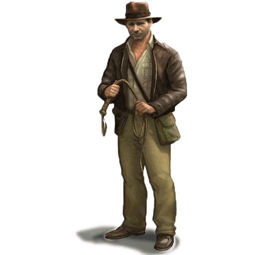 Indiana Jones Icons [PNG   512x512]