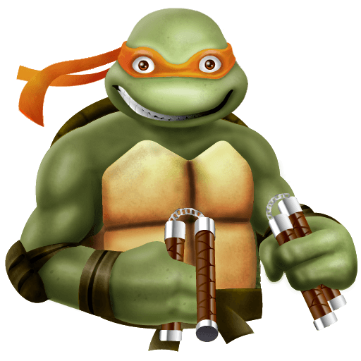 Ninja Turtles Icons [PNG   515x512] png