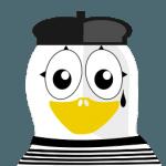 Mime Tux