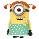 Despicable Me 2 icons [PNG   128x128] png