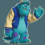 Monsters-University-James-P-Sullivan-Icon