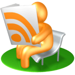 Orange RSS reader