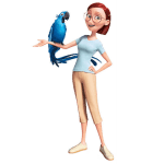 Rio 2 Movie Character Icons [PNG   512x512] png