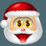 Santa Claus Money