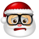 Santa Claus Nerd