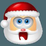 Santa Claus Shock