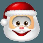 Santa Claus Smile