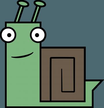 Snail 359x375 vector