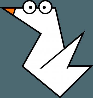 Swan 356x375 vector