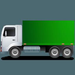 Transporter Icon Set [PNG - 256x256]
