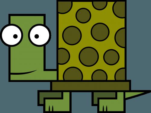 Turtle 500x375 vector