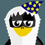 Wizzard Tux