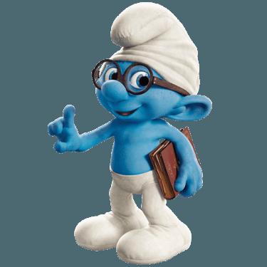 brainy-smurf-icon