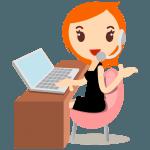 callcenter girls orange