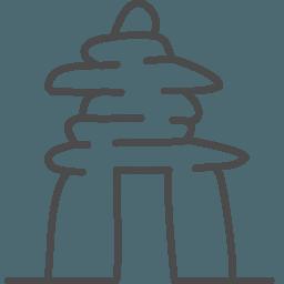 Landmarks Icon Set [PNG   256x256] png