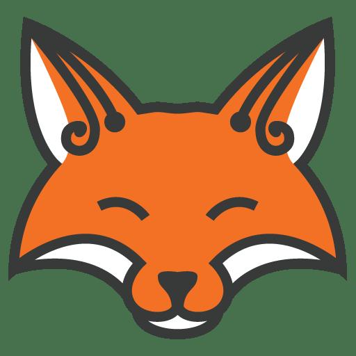 Fox Heads [PNG   512x512] png