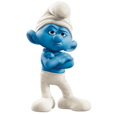 grouchy-smurf-icon