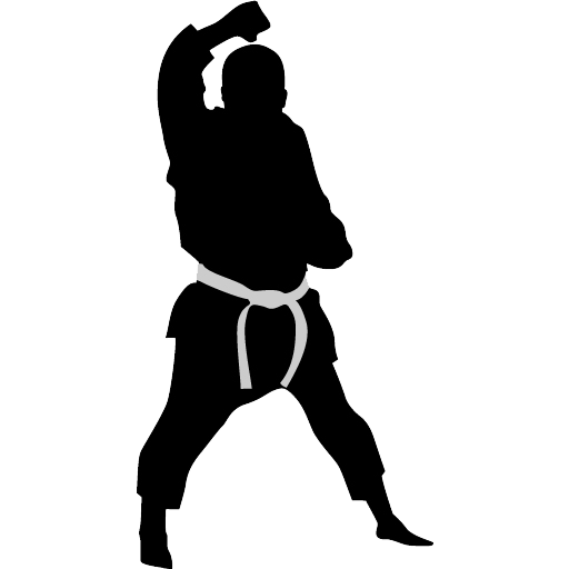 Karate Icon Set [PNG   512x512] png