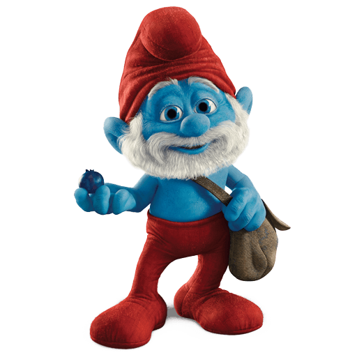 The Smurfs Characters Icons [PNG   512x512] png