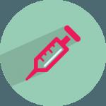 syringe injection