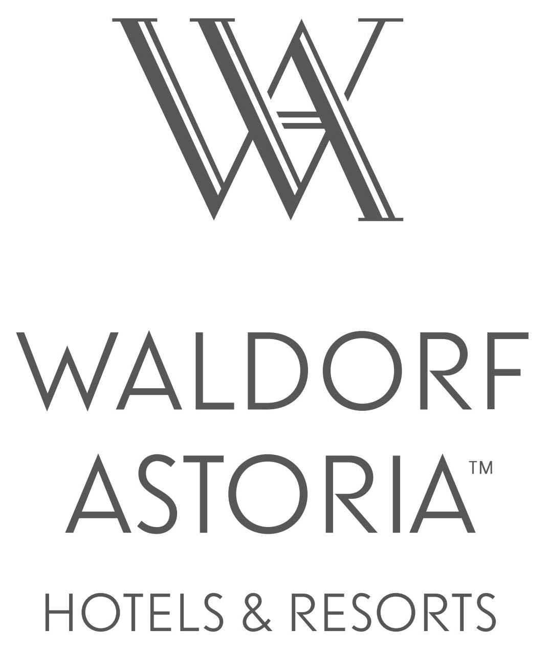 waldorf astoria logo vector