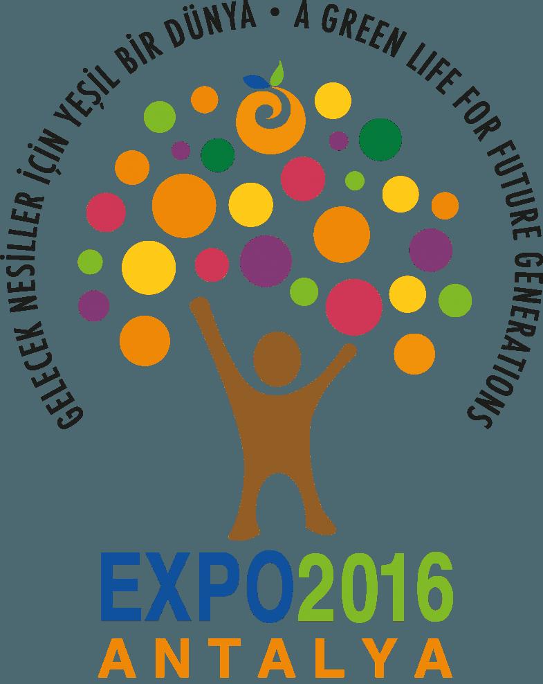 EXPO 2016 Antalya Logo png
